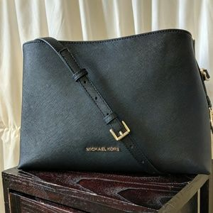 NWT Michael Kors Leather Shoulder Bag